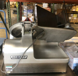 Hobart Commercial Automatic Meat Slicer With 12 Blade Model 1912