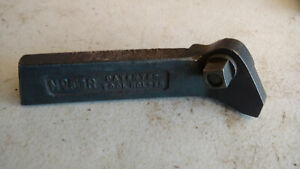 Vintage Armstrong No 31 r Lathe Cutting Cutter Turning Tool Holder 1 11 x1 2