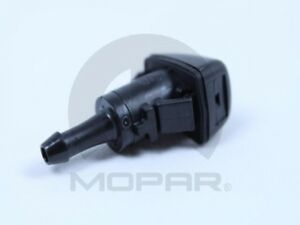 Windshield Washer Nozzle Fits 2008 2009 Chrysler Town Country Mopar Brand