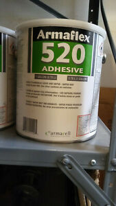 Armacell Armaflex 520 Contact Adhesive 1 Gallon Industrial Fast Ship New