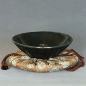 A Chinese Jizhou Kiln Tree Leaf Bowl Southern Song Dynasty