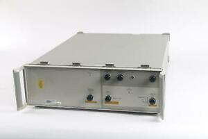 Hewlett Packard Hp 85460a Rf Filter Section With Options 8ze Sys