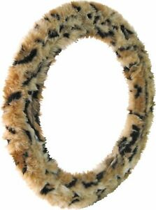 Bell Automotive Products Steering Wheel Cover Cheetah 53183a