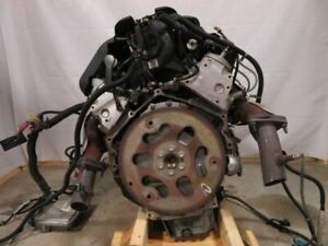 6 0 Liter Engine Motor Lq4 Gm Chevy 99k Complete Drop Out Ls Swap