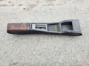 1973 1977 Oldsmobile Cutlass Automatic Center Console