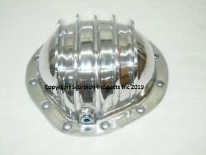 Chevy Truck 12 Bolt Rear Differential Cover Aluminum 1962 82 8 75 12 Bolt