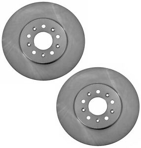 Brembo Pair Set Of 2 Front Coated Disc Brake Rotors For Cadillac Ats 2013 2017