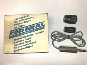Federal Mahr Digital Electronic Indicator Transducer Probe W 2 Countersink Gages