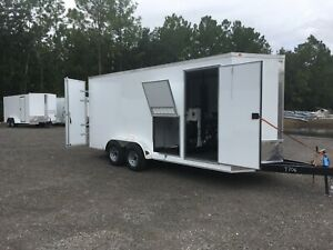 Spray Foam Equipment Trailer Package With 30lb Pm Machine Graco Gun Insulated