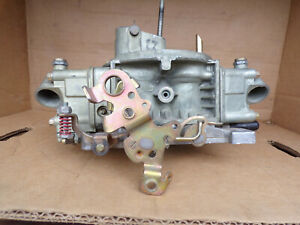 Holley 3310 11 Vacuum Secondary Carburetor Carb 700 Cfm 4 Barrel Ford Chevy