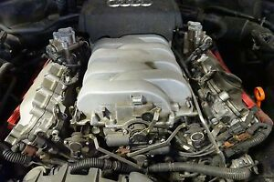 Engine 2008 Audi Q7 4 2l Motor With 98 583 Miles