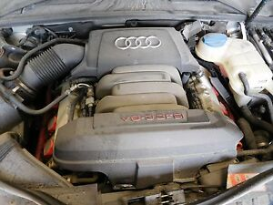 Engine 2006 Audi A6 3 2l Motor With 99 857 Miles