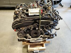 2016 Audi Rs7 4 0l Engine With 5 179 Miles Code Cwub