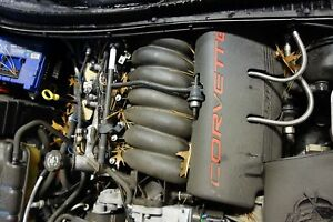 Engine With Accessories 1998 Chevy Corvette 5 7l Motor With 46 789 Miles