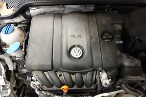 Engine 2013 Vw Beetle 2 5l Motor With 43 795 Miles