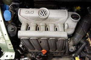Engine 2008 Vw Beetle 2 5l Motor With 64 730 Miles Code Bpr