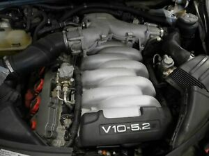 Engine 2008 Audi S6 5 2l Motor With 77 395 Miles