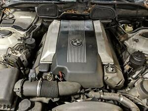 Engine 2000 Bmw 740i 4 4l Motor With 128 142 Miles