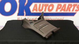 15 Gmc Yukon Denali Xl Center Console Front Section With Heated And Cooled Seat
