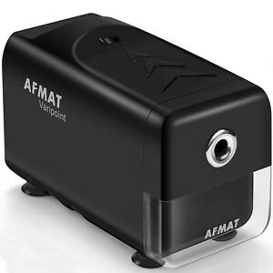 Heavy Duty Pencil Sharpener Afmat Electric Pencil Sharpener Auto Stop Supe