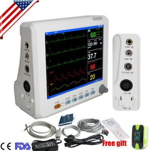 Portable Icu Ccu Patient Monitor Patient Monitoring System Cardiac Optional Co2