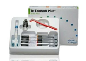 Dental Ivoclar Vivadent Teeconom Plus Dental Resin Composite Kit