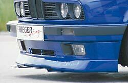 Bmw E30 3 Series 1986 1992 Oem Genuine Rieger Brand Front Spoiler Lip Brand New
