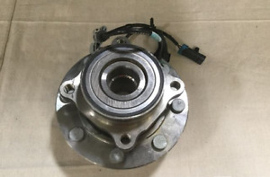 Ac Delco Sp580310 Front Wheel Bearing Hub Assembly For Fw158 Fw166 Fw289 Fw338