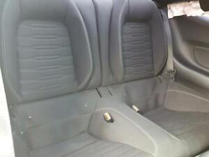 2016 Ford Mustang 2nd Seat Rear Seat 2016 Back Seat