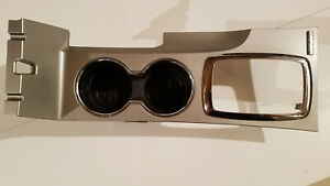 2010 2011 2012 Ford Fusion Se Sel Center Bezel Cup Holder Microsoft Sync Tag