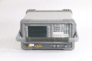 Hp E4411a Esa l1500a Spectrum Analyzer 9 Khz 1 5ghz