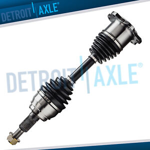 Cadillac Escalade Esv Ext Chevy Avalanche 1500 Front Left Right Cv Axle Shaft