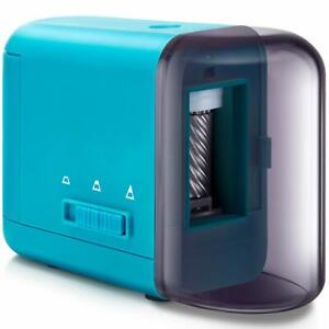 Colored Pencil Sharpener Usb Battery Operated Pencil Sharpener For Artists ele
