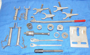 1964 1973 Ford Mustang Mercury Lincoln Original Fomoco Special Service Tools