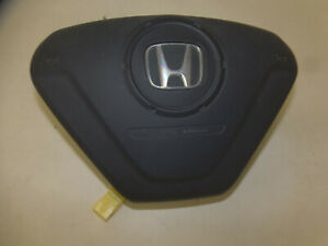 Honda Element Pilot Oem Driver Steering Wheel Left Airbag Air Bag Black 26203