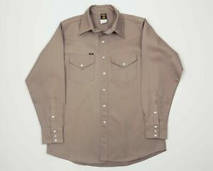 Lapco 850 xl long Mid weight Welder s Shirts 100 Cotton 8 5 Oz X large Lo