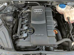 2007 Audi A4 2 0l Engine Motor With 62 718 Miles