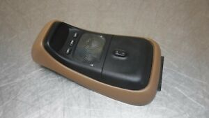 Ford 95 01 Explorer Console Brown Tan Compass Light Sunroof Overhead Works
