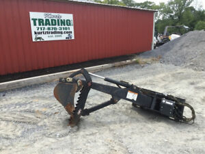 Used Skidsteer Attachments | MCS Industrial Solutions and