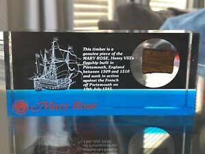 Mary Rose Timber Atocha Shipwreck Fans Salvaged Artifact From Henry S Flagship