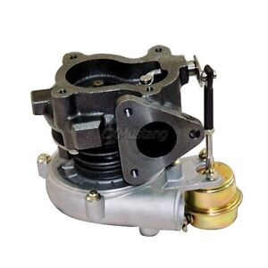 T15 Gt15 A R 42 Turbo Charger Turbocharger W Wastegate 13 Psi For Motorcycle Atv