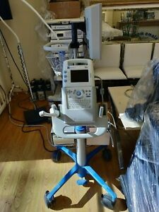 Sonosite 180 Plus Ultrasound W Cart Monitor And 3 Probes