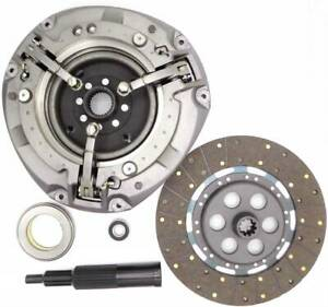 Massey Ferguson Mf 290 298 375 383 390 398 399 Clutch Kit 10 Spline Disc