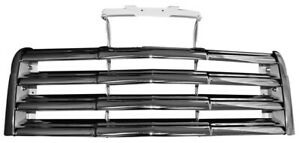 Chrome Grille For 1947 1953 Gmc Pickup Truck