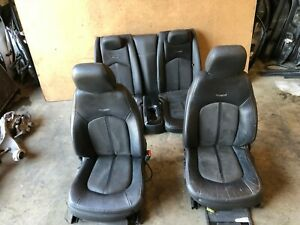 Cadillac Cts v 6 2l Lsa Oem 2011 2015 Set Interior Power Leather Seat Seats 75k