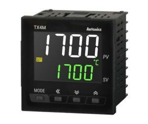 Tx4m 14r Lcd Display Pid Rtd Thermocouple Temperature Controller Relay Output
