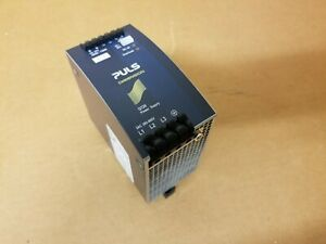 Puls Power Supply Qt20 241 24 48vdc 3ac 380 480v
