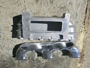 Chevy 194 230 250 292 Blower Manifold And Plenum Unmachined
