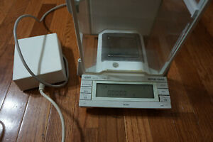 Mettler Analytical Lab Scale Digital Balance At201 Delta Range At 201 0 01 Mg
