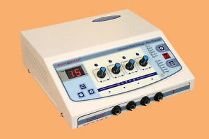 New Brand Professional Electrotherapy Physical Therapy Stress Relief Unit